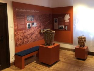 Die Ausstellung erzählt von Geschichte, Handel und Leben in Heroldsbach - zum Anfassen und Mitmachen