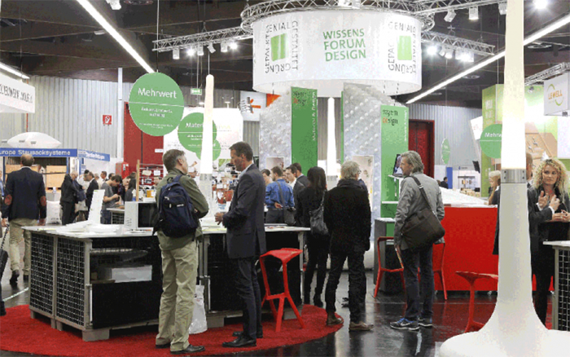Messestand BayernDesign FachPack 2015