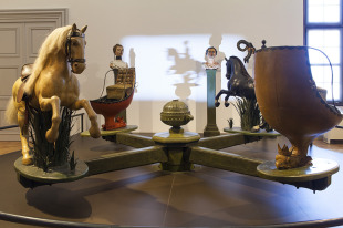 """Ausstellung """"So wohnte der Grossherzog"""" in der Residenz Würzburg"""